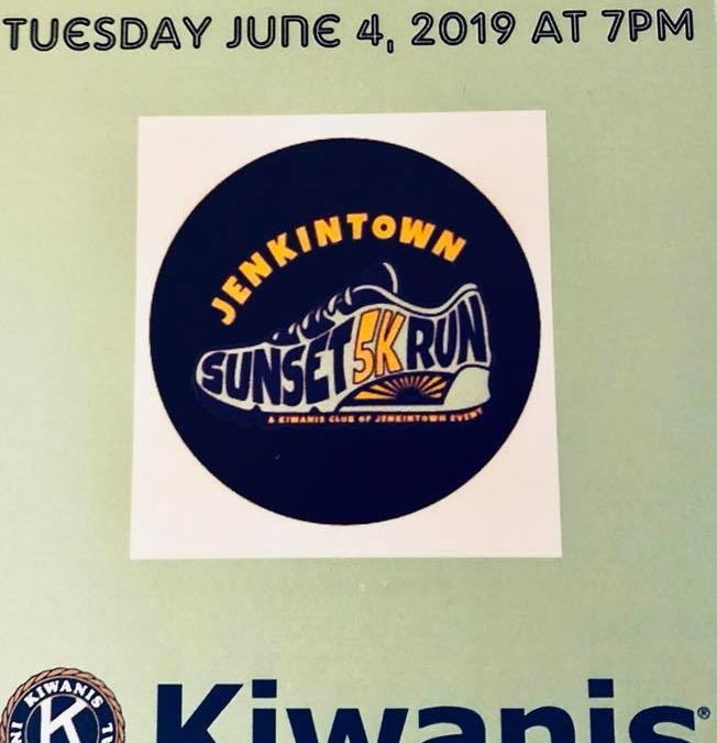 2019 Jenkintown Sunset 5K Run